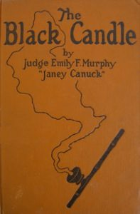 Emily Murphy's The black candle